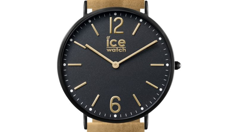 montre City Sparkling de chez Ice Watch